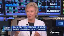 Tina Brown: Boris Johnson 'completely un-serious and a fr...