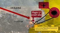 How Did Two Ukrainian Warplanes Get Shot Down?