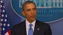 President Obama Announces Sanctions Against Russia