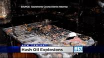 Sacramento County Officials Concerned About Spike In Hash Oil Explosions