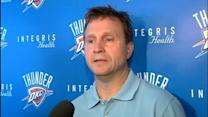 Brooks: Perkins played with a lot of heart