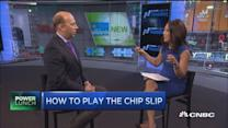 How to play the chip slide