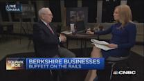 What's inside Berkshire Hathaway?