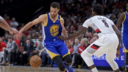 Warriors complete sweep in dominant fashion