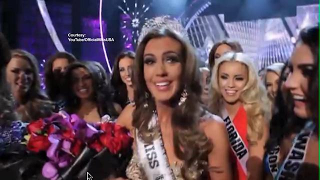 Friends Say Miss USA is More Than Beauty Queen