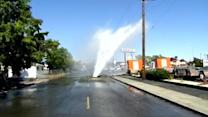 Pressure spike causes 3 Vallejo water main breaks