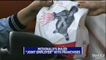McDonald's may be liable in workers' lawsuits