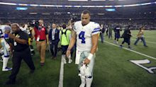 'No consolation' for Cowboys after crushing loss, but there's always next season for Dak Prescott