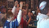 Fans ecstatic as Colts head to playoffs