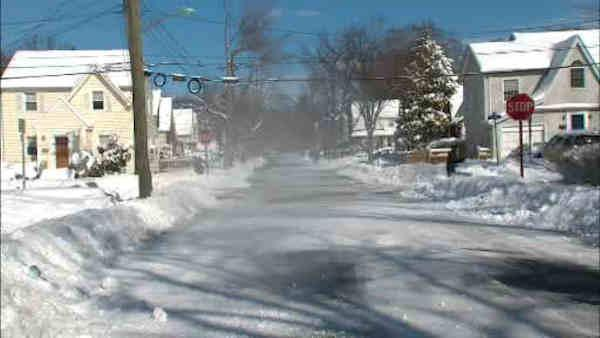 Blizzard Aftermath: New Jersey recovers after heavy snow
