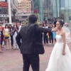 Groom Leaves Bride After Her Wedding Joke
