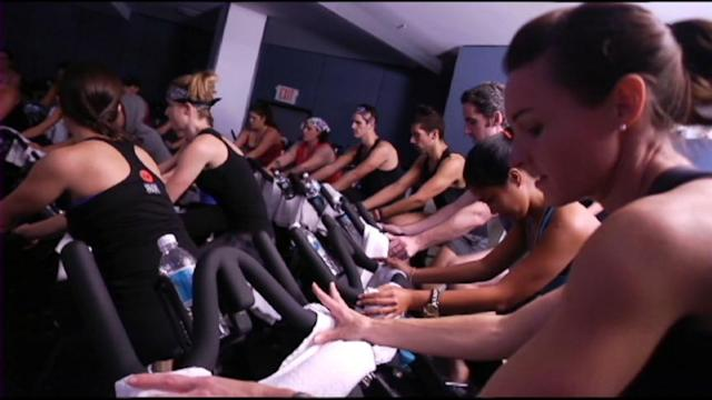 Celeb Trainer Questions Spin Workouts