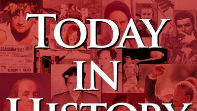 Today in History for September 26th