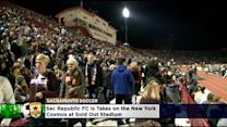 Republic FC Fans Pack Hughes Stadium For Friendly