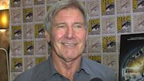 Comic-Con 2013: Harrison Ford – Ender's Game Was A 'Fun Experience'