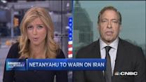 Netanyahu to warn on Iran