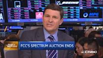 Faber Report: FCC's spectrum auction ends