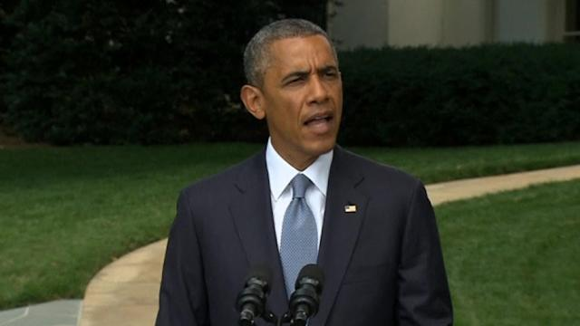 Obama: 'serious concerns' about Palestinian civilian deaths