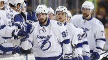 NHL Three Stars: Kucherov tricks Bruins in big Bolts' win