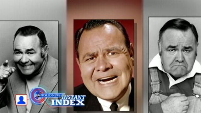 Comedy Genius Jonathan Winters Dead at 87