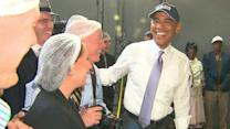 That Time President Obama Laughed At Reporters Wearing Hairnets In Ethiopia