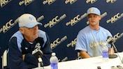 Heels discuss 18-inning win over NCSU