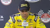 Press Pass: Matt Kenseth claims RIR pole