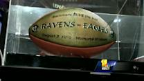 Sports Legends Museum offers Ravens fan experience