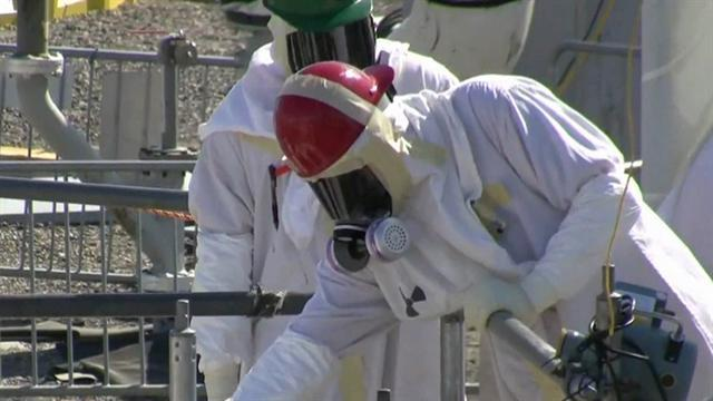 Radioactive waste leaking at Washington state nuke site