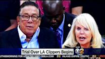 Trial To Begin To Determine Whether Shelly Sterling Has Authority To Sell The Clippers