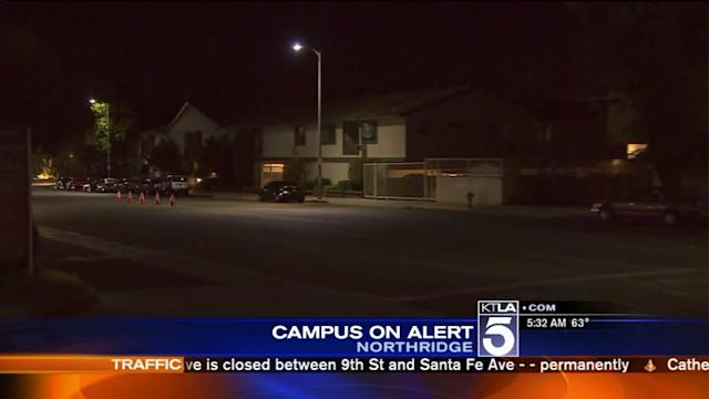 Cal State Northridge Students on High Alert After Incidents Against Women