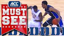 Duke Star Jabari Parker Goes Behind the Back for Hoop | ACC Must See Moment