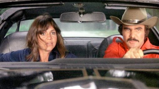 "Sally Field Gets Touching Last ""Goodbye"" From Burt"