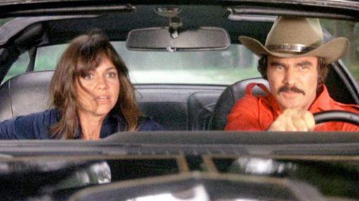 "Sally Field Gets Touching Last ""Goodbye"" From Burt"