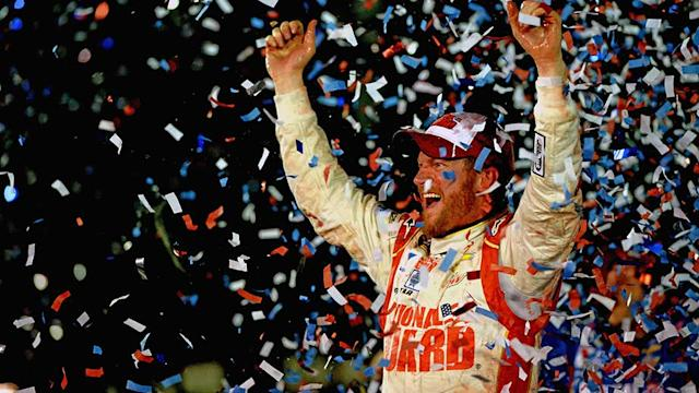 Victory Lane: Dale Earnhardt Jr.