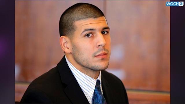 Aaron Hernandez Taken For Brief Hospital Visit