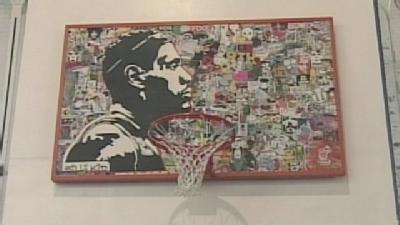 Maine Company Partners With NBA For Unique Art