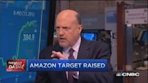Cramer's Mad Dash: AMZN