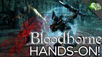 "BLOODBORNE Gameplay Hands-On! Impressions of Guns, Enemies, Difficulty and the ""Souls"" Influence - Rev3Games"