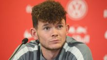 Scottish teenager Burke at home with RB Leipzig