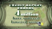 FTC finds errors in 1 of 5 American credit reports