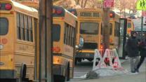 Parents facing challenges as bus driver strike lingers