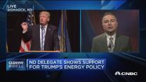 ND delegate supports Trump's energy policy