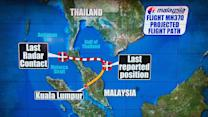 Malaysia mystery: New report focuses on plane's initial turn