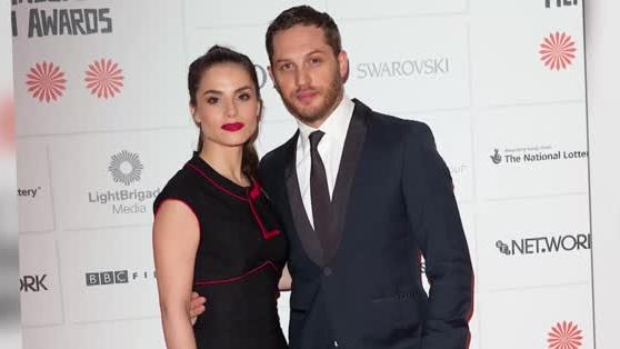 Charlotte Riley and Tom Hardy Lead Stars at the British Independent Film Awards