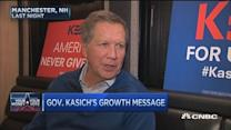 NH: Kasich gaining ground?