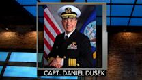Navy captain removed from service in bribery scandal investigation