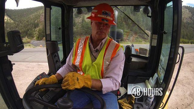 Colorado road worker recalls making disturbing discovery