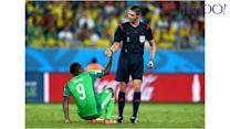 After Bosnia-Herzegovina Exit, Photo Of Opponent With Referee Stirs Anger, Protest