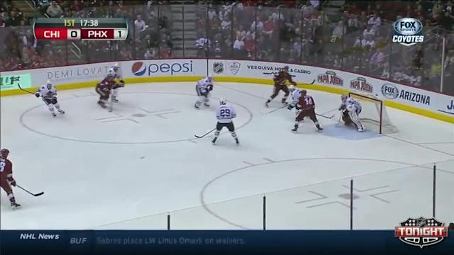 Chicago Blackhawks at Phoenix Coyotes - 02/07/2014